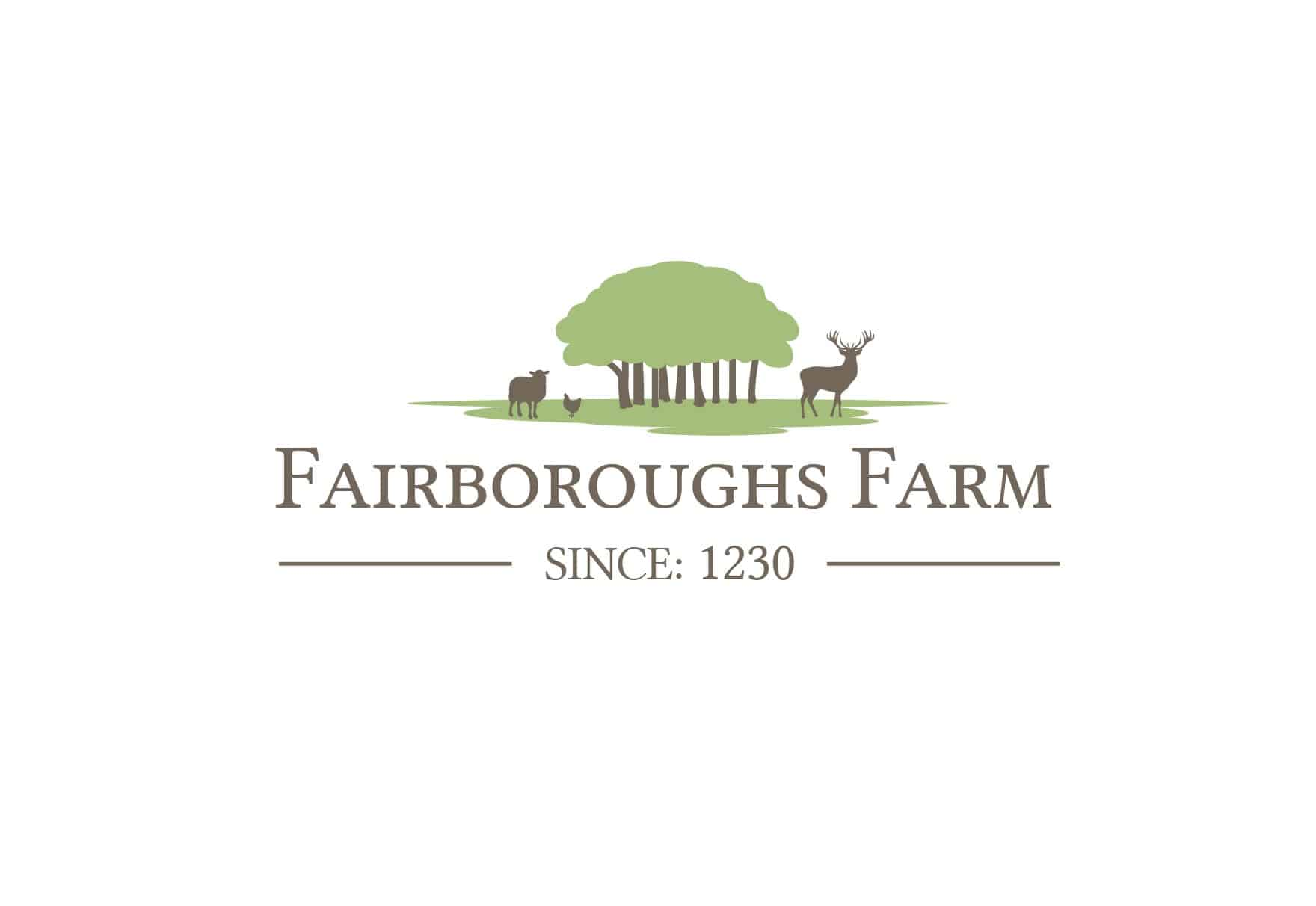 fairboroughs-farm-logo-design