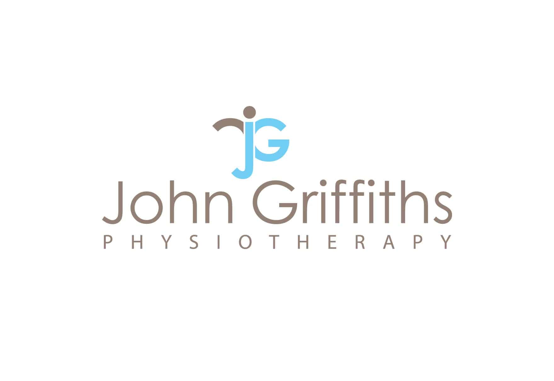 john-griffiths-physio-logo-design