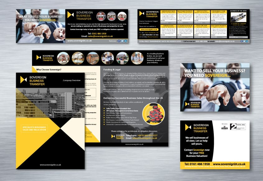 sovereign-business-brochure-design