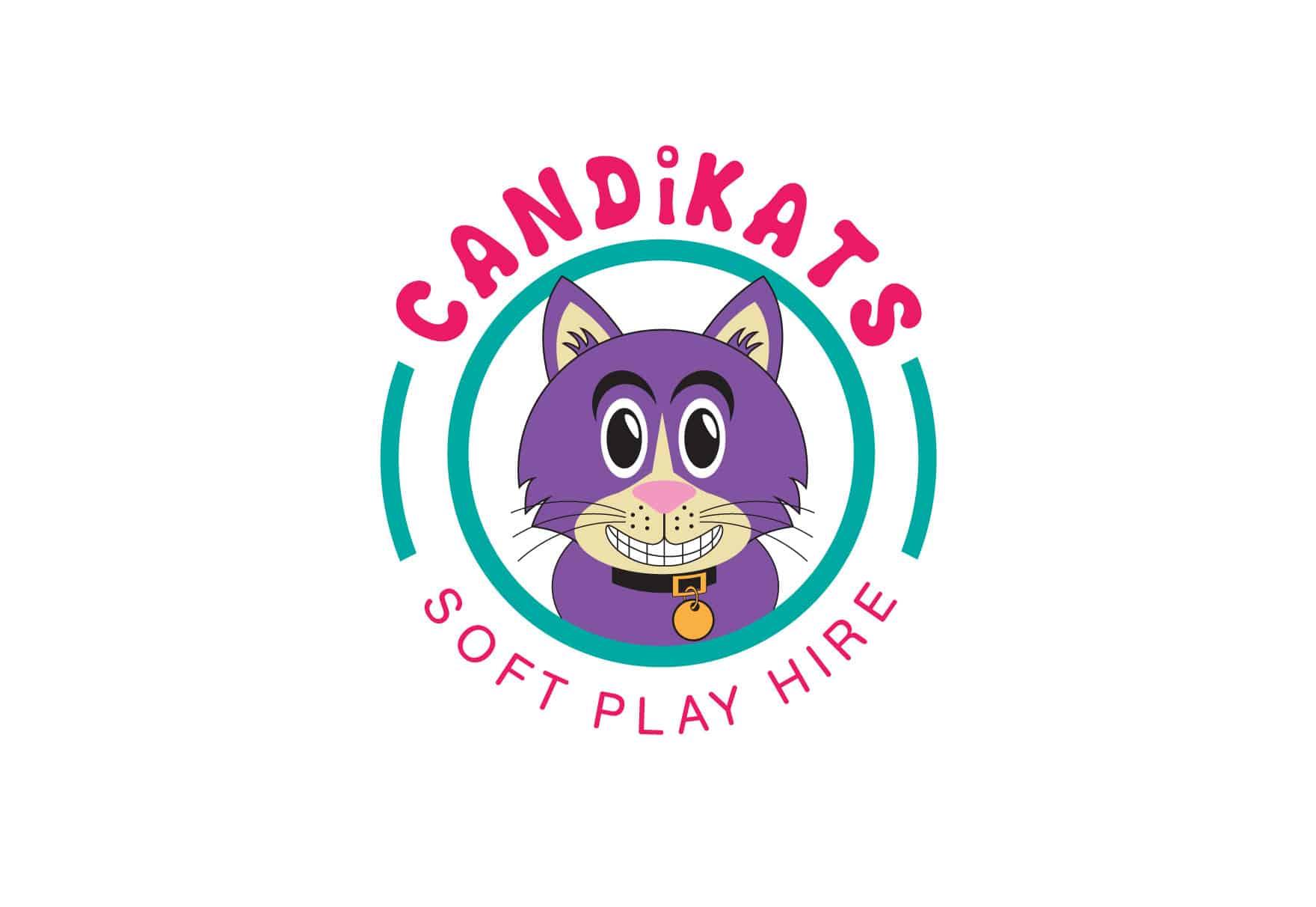 candikats-logo-design