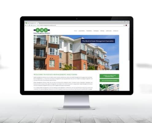 estate-management-solutions-website-design