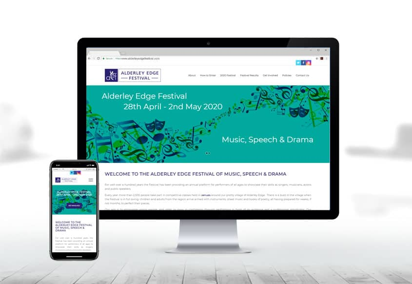 festival-website-design